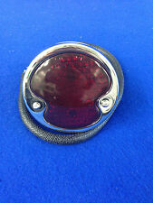 1932 FORD PASSENGER DELUXE TAIL LAMPS  RIGHT HAND W/ RED LENS