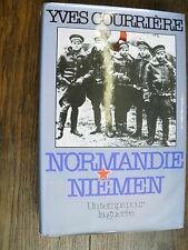Normandie Niemen un temps pour la guerre / Yves Courrière