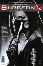 Surgeon X #1 Sara Kenney John Watkiss Image 1st Print NM