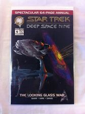 Star Trek - Deep Space Nine Annual #1 Comic Book Malibu 1995
