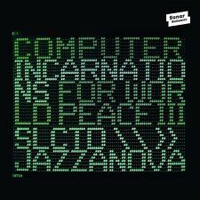 Various/Jazzanova-computer Incarnations for World Peace 3 CD NUOVO