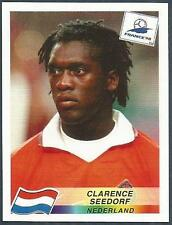 PANINI WORLD CUP FRANCE 1998- #307-NEDERLAND-HOLLAND-CLARENCE SEEDORF