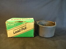 RCBS Precioneered Lead Pot In Original Box Omark Industries Hunting Camping