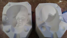 BYRON'S B210A HEAD FACE   MOLDS CERAMIC MOLD