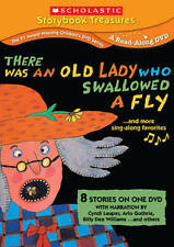 There Was an Old Lady Who Swallowed a Fly...and More Stories That Sing New DVD