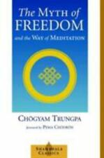 The Myth of Freedom by Chogyam Trungpa (2002, Paperback)