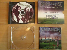 Megadeath - Youthanasia - Limited Edition - CD