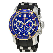Invicta Pro Diver Chronograph Blue Dial Mens Watch 22971