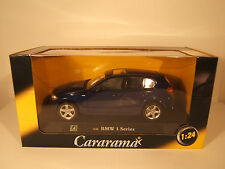 BMW 1 SERIES 1:24 CARARAMA. NEW IN BOX.