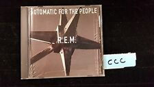 R.E.M. Automatic For the People CD: Lot CCC
