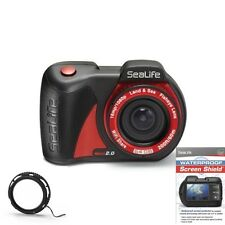 SeaLife SL512 Micro 2.0 WiFi 64GB Bundle with 10x Zoom Lens and Screen Protector