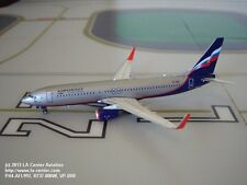 Phoenix Model Aeroflot Russian Airlines Boeing 737-800W Diecast Model 1:400