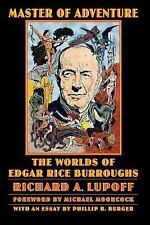 Master of Adventure: The Worlds of Edgar Rice Burroughs Bison Frontiers of Imag