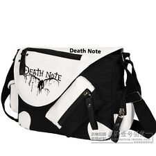 Shoulder Bag Anime DEATH NOTE Canvas Messenger Bag Laptop Satchel Schoolbag
