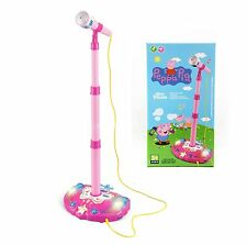 KID CHILD MUSICAL INSTRUMENT SINGING MIC PHONE MICROPHONE LED EDUCATIONAL TOY