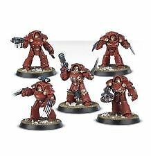 Tartaros Terminators – Warhammer 40K 30K Heresy Burning of Prospero