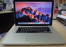 "Apple MacBook Pro late 2011 15.4"" Intel Core i7 2.2GHz 4GB 500GB Model A1286"