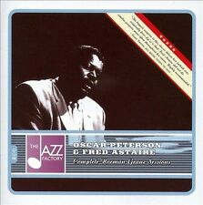 Complete Norman Granz Sessions by Fred Astaire/Oscar Peterson (CD, Jan-2005,...