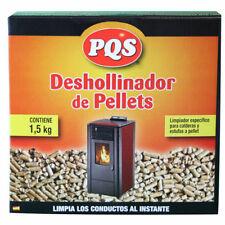 Deshollinador Pellets 1,5Kg PQS para estufas y calderas de pellet