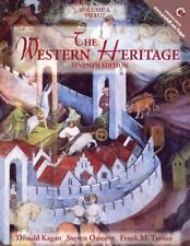 The Western Heritage to 1527 Vol. A by Donald Kagan, Steven Ozment and Frank...