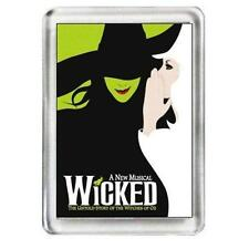 Wicked. The Musical. Fridge Magnet.