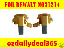 Carbon Brushes For Dewalt hammer drill N031214SV 20V DCD980L2-B2 DCD985L2-AR OZ