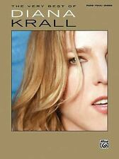 The Very Best of Diana Krall: Piano/Vocal/Chords, Krall, Diana, Good Book