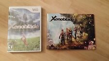 Xenoblade Chronicles w/limited Edition Artbook Nintendo Wii US Ver. NEW/SEALED