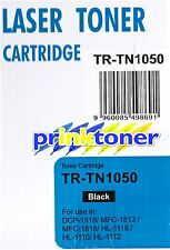 Toner TN1050 compatible pour Brother dcp1518, mfc1813, mfc1818, hl1110, hl1112, hl1118