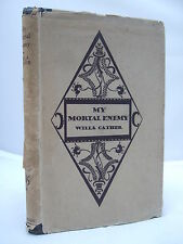My Mortal Enemy by Willa Cather HB DJ 1934