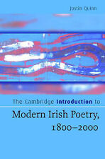 The Cambridge Introduction to Modern Irish Poetry, 1800-2000 (Cambridge Introduc