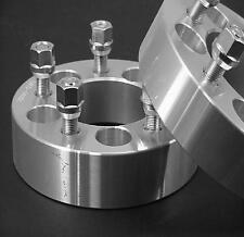 4 Pc   2.00 Inch   5x5 BILLET WHEEL SPACER ADAPTER 1/2 Studs # 5500E1/2