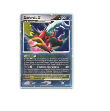 DARKRAI LV.X DP19 LVX Ultra Rare Holo Foil Black Star Pokemon Promo Card