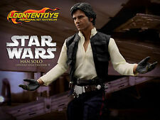 Hot Toys 1/6 MMS261 – Star Wars: Episode IV A New Hope: Han Solo IN STOCK