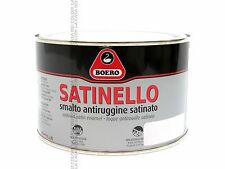 BOERO SATINELLO - TINTE NCS - 375 ml - SMALTO SATINATO