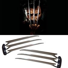 "11"" Movie X-MEN The Wolverine Claws Wolf Paw Gloves Figure Cosplay Toy"