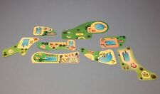 1987 MILTON BRADLEY HOTELS GAME 4844 REPLACEMENT RECREATIONAL FACILITIES (8)