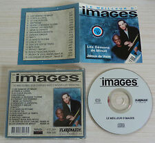 CD ALBUM 10 ANS LE MEILLEUR D' IMAGES BEST OF 18 TITRES 1995 DONT REMIX 95