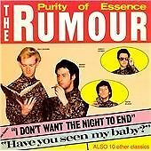 Rumour, The Purity Of Essence CD