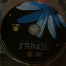 Fringe Season 1 Disc 5 Replacement Disc  DVD ONLY