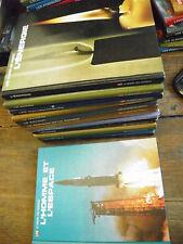 Lot de 12 livres Life le monde des sciences