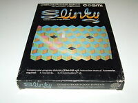 SLINKY by COSMI (DISK) Commodore 64 COMPLETE  RARE!