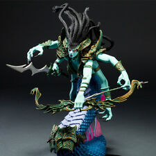 WOW World of Warcraft The Naga Sea Witch Queen Snake Lady Medusa Toy Figure Doll