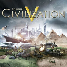 Sid Meier's Civilization V 5 PC Full Digital Game - STEAM DOWNLOAD KEY