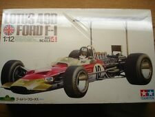 Tamiya 1:12 Vintage Big Scale Lotus 49B F1 Gold Leaf - Graham Hill Shrinkwrapped