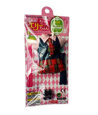 New Japan Pullip Blythe Licca Elly 9'' Inch Doll Dress Outfit 280 Fast Shipping