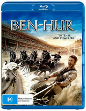 BEN HUR (2016 Jack Huston)    - Blu Ray - Sealed Region B