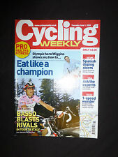 Cycling Weekly, June 1st 2006, Wiggins shows you how
