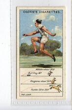 (Jc3135-100)  OGDENS,MARVELS OF MOTION,THE LEAP,1928,#13