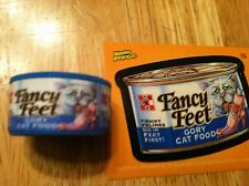 TOPPS WACKY PACKAGES COLLECTIBLE ERASER SERIES 2 FANCY FEET CAT LOVERS #15 KITTY